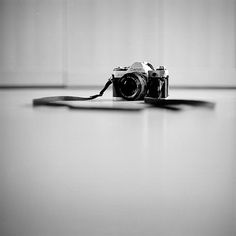 Canon AE-1, Vintage Film Camera