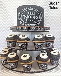 Image result for jack daniels cupcakes