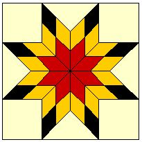 Lone Star Quilts - A Quilt with History and Meaning Lone Star Quilt Pattern, Star Quilt Blocks, Star Quilts, Barn Quilt Designs, Barn Quilt Patterns, Quilting Designs, Mosaic Patterns, Star Patterns, Crumb Quilt