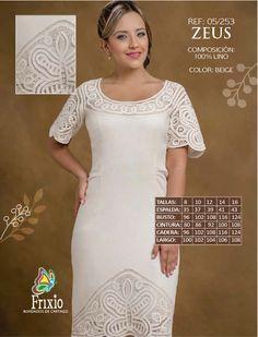 Výsledek obrázku pro vestidos bordados de cartago