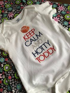 Hotty Toddy Onesie Ole Miss on Etsy, $15.00'' My grandson needs this for his first football game at Ole Miss.