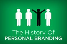 This is how it started… There was a time when people named their businesses after themselves. They stood behind the product they built and the service they provided. They had pride in the quality of their work. These people didn't read personal branding...
