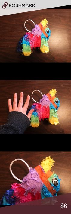 Mini piñata!! This thing is so cute!! Never used Other