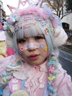 Gyaru Fashion, Pastel Goth Fashion, Harajuku Fashion, Kawaii Fashion, Lolita Fashion, Tokyo Street Fashion, Japanese Street Fashion, Japan Fashion, Grunge Style