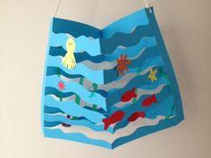 Paper Ocean - My Kid Craft