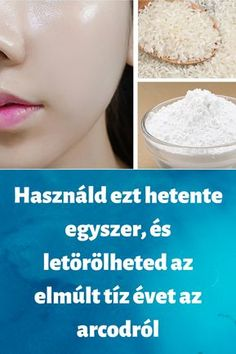 Használd ezt hetente egyszer, és letörölheted az elmúlt tíz évet az arcodról Beauty Care, Diy Beauty, Beauty Makeup, Beauty Hacks, Pretty Nail Colors, Spring Nail Colors, Colors For Dark Skin, Anti Aging, Health Fitness