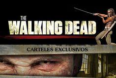 Carteles exclusivos The Walking Dead