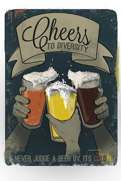 Never judge a beer by its color #beer nor a greeting like iGreet.Co ,unique greetings with a surprise twist.