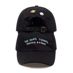 5763c5c7e67 2018 the sun tirade isaiah rashad embroidery DAD Hat fashion style vintage  art baseball cap meme man women Hip hop cap hats