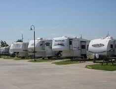 Gulf Coast RV Resort Beaumont TX