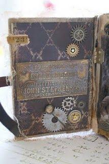 livre steampunk