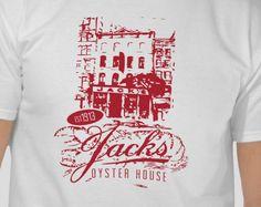 Shirt ideas on pinterest oyster bar bar and t shirts for Restaurant t shirt ideas