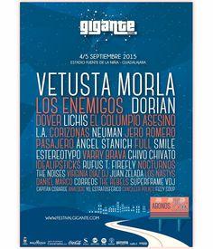 Festival Gigante  La Pepita on the road