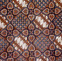 Jantung Hati, Indonesian batik