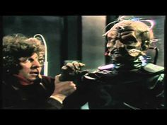 The Doctor and Davros - Genesis of the Daleks