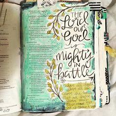 Stephanie @stephmiddaugh Instagram photos   Websta Psalm 24:8