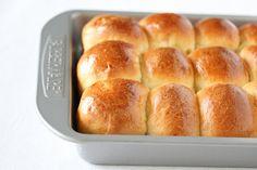 Sour cream bread rolls | Kirbie's Cravings | A San Diego food blog