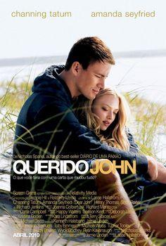 Um filme de Lasse Hallström com Channing Tatum, Amanda Seyfried : John Tyree (Channing Tatum) é um jovem soldado que está em casa, licenciado. Um dia ele conhece Savannah Curtis (Amanda Seyfried), uma universitária idealista em férias, por quem se apaixona. Eles iniciam um relacionamento, só que logo John precis...