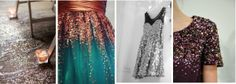 Sparkle, Sequins and glam