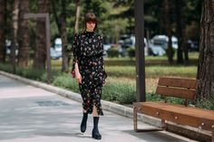 The Best Street Style Photos From Tbilisi Fashion Week Fall '18