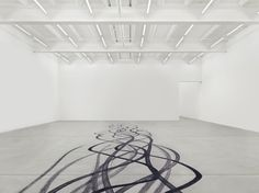 Skid marks by Fabian Buergy, via Behance