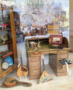 come and visit us and our collection of curious toys!