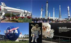 Florida mit Kindern. Eine Rundreise mit Teenagern: Kennedy-Space-Center http://einfachstephie.de/2016/04/05/familienurlaub-florida-mit-kindern-erleben/