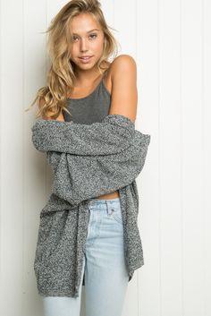 Brandy ♥ Melville | Caroline Cardigan - Cardigans - Sweaters - Clothing