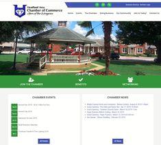 Redesign - Headland Area Chamber of Commerce Chamber Of Commerce, Design Development, Grand Opening, Colorado, Public, United States, Florida, Community, Website