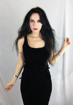 Moonmaiden Gothic Clothing -  Moonshadow Bodice