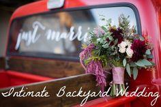 A Garden Party Wedding Florals + Decor for NJ PA DE — A Garden Party