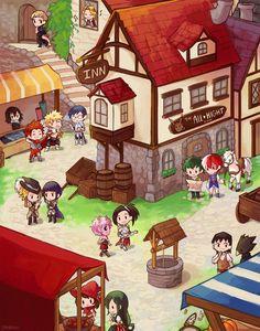 My Hero Academia Memes, My Hero Academia Episodes, Buko No Hero Academia, Hero Academia Characters, My Hero Academia Manga, Me Anime, Anime Guys, Anime Art, Cute Cartoon Wallpapers