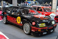 Ford Sport, Ford Sierra, Ford Classic Cars, Texaco, Rally Car, Road Racing, Car Photos, Photo Archive, Car Show