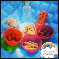 5 dicas de Alimentação Saudável pras crianças na praia ou no parque - Maternidade Colorida