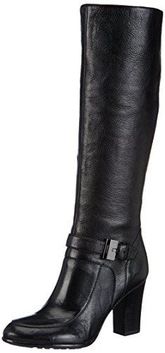Geox D ALIHA, Damen Langschaft Stiefel, Schwarz (BLACKC9999), 38 EU (5 Damen UK) Geox http://www.amazon.de/dp/B00IOPUVZM/ref=cm_sw_r_pi_dp_BtcRub11CS1CJ