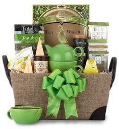 Tea Sensation Gift Basket - $59.95