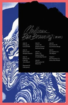 NEWS: The disco/house artist, Moullinex, has announced a co-headline U.S. tour with Ben Browning (of Cut Copy). He will be touring in support of his latest album, Elsewhere. You can check out the dates and details at http://digtb.us/1MePhds