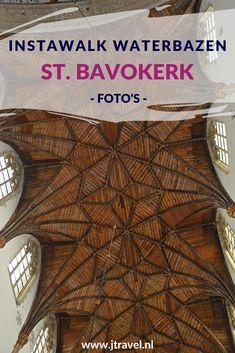 Tijdens de Instawalk Waterbazen bezocht ik o.a. de schitterende St. Bavokerk in Haarlem. Voor deze instawalk nam ik een kijkje in de gewelven van de St. Bavokerk. Mijn foto's van deze kerk in het centrum van Haarlem zie je hier. Kijk je mee? #bavokerk #haarlem #instawalk #instawalkwaterbazen #waterbazen #jtravel #jtravelblog