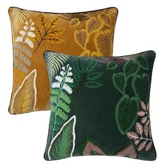 Shop for the Bayou cushions by Iosis online at Artedona. Enjoy our personal service, luxury brands, worldwide delivery and secure online ordering. Textile Company, Creative Workshop, French Brands, Wonderful Picture, Cotton Velvet, Throw Cushions, Pillow Talk, Luxury Branding, Delivery