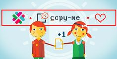Copy Me is a new webseries constituting a series of short animations presenting accessible, informative, concise information about copyright, copying and culture.