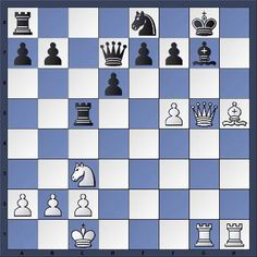 White to play and mate in 4 moves