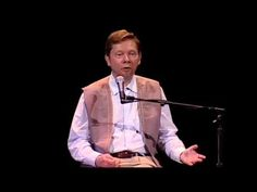 ECKHART TOLLE the Power of Now Awakening in the Now - YouTube