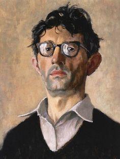 Norman Stansfield Cornish, Self Portrait (born 1919)