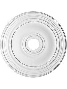"""Bristol 16 1/8"""" Ceiling Medallion With 4"""" Center Hole 