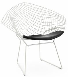 Diamond Chair 421 - von Harry Bertoia - Knoll International