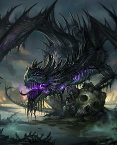 Umbral Dragon Grand Shadow