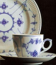 Royal Copenhagen dinnerware and collectibles