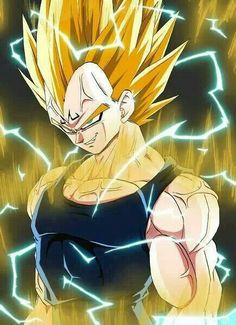 My favorite vegeta