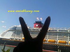But with Mickey and Minnie Mouse Nails :D Disney Cruise Ships, Disney Travel, Cruise Travel, Disney Trips, Bahamas Cruise, Cruise Tips, Vacation Pictures, Pictures Of You, Walt Disney World