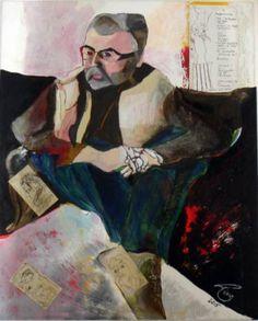 portret of an artist